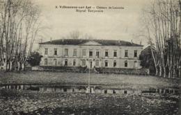 Villeneuve Sur Lot Chateau De Lamothe Hopital Temporaire RV - Villeneuve Sur Lot