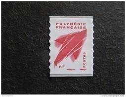 Polynésie: TB  N° 737 A , Neuf XX. - Polynésie Française