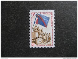 Polynésie: TB  N° 29 , Neuf XX. - Polynésie Française
