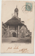 ( PDD ) MARNE ,FISME , L'hotel De Ville - Fismes