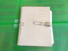 Lot N° TH. 1059  PAYS D'EXPRESSION FRANCAISE Un Vrac Sur Page D'albums Neufs * Ou Obl. - Sammlungen (im Alben)