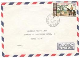 23680 B - Par Avion Pour La France - Covers & Documents