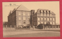 Pecq - Couvent Des Soeurs De La Providence - 1927 ( Voir Verso ) - Pecq