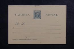CUBA - Entier Postal Non Circulé - L 44435 - Cuba (1874-1898)