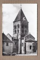 CPSM 71 - VARENNE-l'ARCONCE - Eglise - Le Chevet - TB PLAN EDIFICE RELIGIEUX CENTRE VILLAGE - Francia
