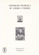 España HR 55 Y 56 - Blocs & Hojas
