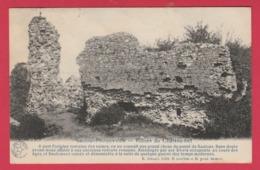 Philippeville-Sautour -Ruines Du Château-fort ... Historique - 1934 ( Voir Verso ) - Philippeville