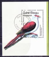 Guinea-Bissau - Reinwardttaube (Reinwardtoena Reinwardtsi) (MiNr  Bl. 275) 1989 - Gest Used Obl - Guinea-Bissau