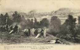"""Militaria BATAILLE DE LA MARNE (6 Au 13 Sept1914) Combat De Varreddes  Extrait De """"En Plein Feu"""" RV - Guerre 1914-18"""