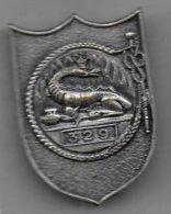 329e Régiment Infanterie Divisionaire - Insigne Moret - Landmacht