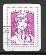 FRANCE 1177A Marianne De La Jeunesse Lettre Suivie - Adhésifs (autocollants)