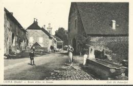 Liesle Route D Arc Et Senans - Autres Communes