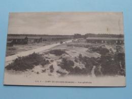 Camp De SOUGES ( Gironde ) Vie Générale ( A.H. 4 ) Anno 1917 ( Voir Photo ) ! - Caserme