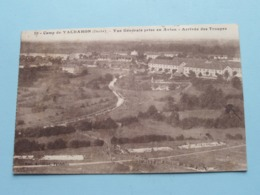 Camp De VALDAHON ( Doubs ) Vie Générale Prise En Avion ( 20 - A. Girod ) Anno 191? ( Voir Photo ) ! - Caserme