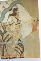 AK-71991   Athen -  National Museum - Thera , Fresko The Room Of The Ladys - The Two Ladies Of The Nord Wall - Altri