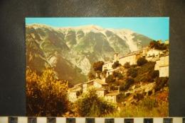 CP  84  Le Mont De VENTOUX   Vu De BRANTES - France