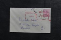 BELGIQUE - Taxe De Charleroi Sur Enveloppe De Buggenhout En 1968 - L 44481 - Impuestos