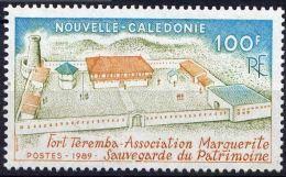 """Nle-Caledonie YT 584 """" Sauvegarde Du Patrimoine """" 1989 Neuf** - New Caledonia"""