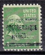 USA Precancel Vorausentwertung Preo, Locals Michigan, Breckenridge 713 - Vorausentwertungen