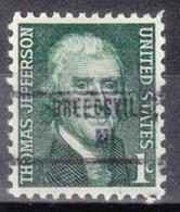 USA Precancel Vorausentwertung Preo, Locals Michigan, Breedsville 853 - Vorausentwertungen