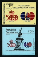 República Dominicana Nº HB-37/8 Nuevo - Dominikanische Rep.