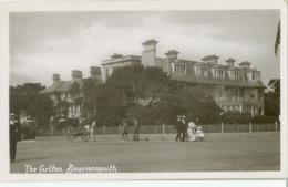 Bournemouth; The Carlton - Circulated. (Harvey Barton & Sons - Bristol) - Bournemouth (until 1972)