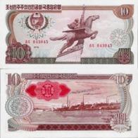 North Korea 1978 - 10 Won - Pick 20d UNC - Korea, Noord