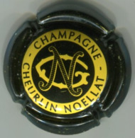 CAPSULE-CHAMPAGNE CHEURLIN NOELLAT N°43 éc. Jaune Sans Tiret Noir - Other