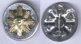 Insigne De L'Amicale Du 8e Régiment D'Artillerie - Austerlitz - Esercito