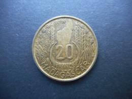 Madagascar 20 Francs 1953 - Madagaskar