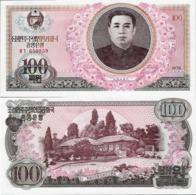 North Korea 1978 - 100 Won - Pick 22 UNC - Korea, Noord