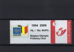 Duostamp BOPC MNH ** POSTFRIS ZONDER SCHARNIER  SUPERBE - Private Stamps