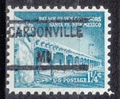 USA Precancel Vorausentwertung Preo, Locals Michigan, Carsonville 841 - Vorausentwertungen