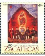 Ref. 343732 * MNH * - MEXICO. 1996. 450 ANIVERSARIO DE LA FUNDACION ZACATECAS - México