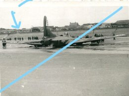 Photo OOSTENDE US Bomber B 17 Crashed Februari 1944 TRAM Vicinal Tramway Kust Aviation Avion Bombardier - Guerre, Militaire