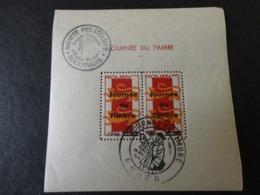 TIMBRE DE FRANCE JOURNEE DU TIMBRE 29/06/1946 ROUEN - Autres