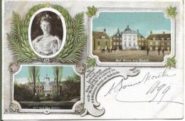 Het Huis Ten Bosch.Ter  Sedachtenis Aan Het.Internationale Vrede Congres Te S' Gravenhage 1899 - Den Haag ('s-Gravenhage)