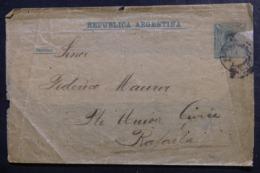ARGENTINE - Entier Postal Pour Rafaela - L 44503 - Interi Postali