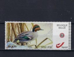 Duostamp Buzin M.P.O. 2016 MNH ** POSTFRIS ZONDER SCHARNIER  SUPERBE - Private Stamps