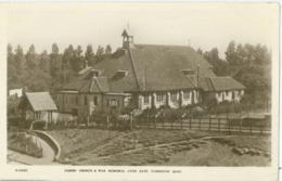 Parkeston 1932; Parish Church & War Memorial Lych Gate - Circulated. (Kingsway) - England