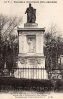 CP 75 Paris Cimetière Père Lachaise Casimir-Perier Tombeaux Historiques 111T JH Vagne - Other Monuments