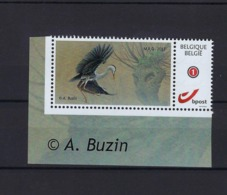 Duostamp Buzin M.P.O. 2017 Birds MNH ** POSTFRIS ZONDER SCHARNIER  SUPERBE - Private Stamps