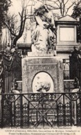 CP 75 Paris Cimetière Père Lachaise Chopin Frédéric 40T JH Boisson - Other Monuments