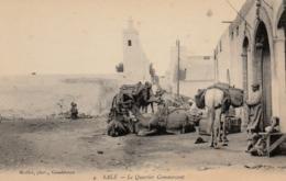 Salé (Maroc) - Le Quartier Commerçant - Beau Cliché Du Photographe Maillet - état Neuf - Autres
