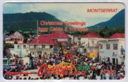 MONTSERRAT - Christmas Greetings From C&W - 5CMTA001064 - Voir Scans - Montserrat