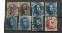 België Medaillons Zonder Watermerk - 1858-1862 Medaillen (9/12)