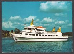 95887/ NAVIRES A PASSAGERS, Bateau De Croisière MS *Adler VI* De La Compagnie GmbH & Co. KG - Ferries