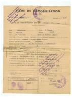 MILITAIRE DE LA LONGUEVILLE (NORD) INCORPORE AU 87em Rég D'INFrie De FORTERESSE FAIT PRISONNIER à LA LONGUEVILLE 1940 - 1939-45