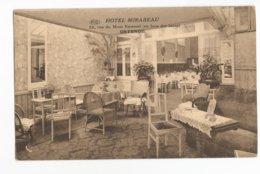 Oostende Hôtel Mirabeau 28 Rue Du Mont Kemmel PK Ostende CPA - Oostende