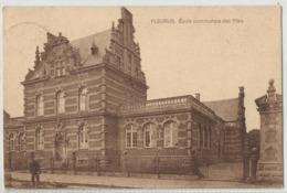 Fleurus - Ecole Communale Des Filles 1921 - Fleurus